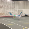 Tyrėjai pirmąkart ore išbandė tylų lėktuvą be jokių judančių dalių