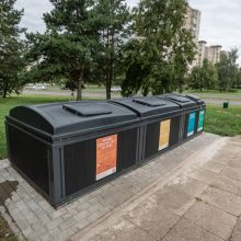 Kaune – modernesnis atliekų tvarkymas