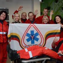 Kauno rajono medikai prisijungė prie donorystės akcijos