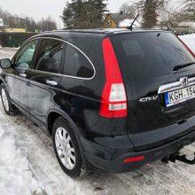 Šilainiuose pavogtas kauniečio automobilis <span style=color:red;>(ieškomi liudininkai)</span>