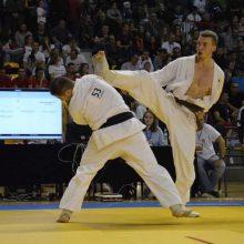 Lietuvos kiokušin karatė kovotojams – 8 Europos čempionų titulai