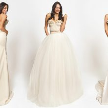 Naujausios vestuvinių suknelių madų tendencijos