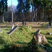Vandžiogalos žydų kapinėse iškils memorialas