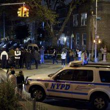Niujorko kosmetikos fabrike driokstelėjus dviem sprogimams sužeisti 13 žmonių