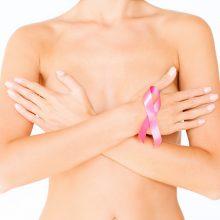 Priminimas: būtina pasitikrinti dėl krūties vėžio