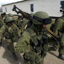 JT: Rusijos pareigūnai atsakingi už šiurkščius žmogaus teisių pažeidimus Kryme
