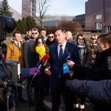 A. Zuokas apsisprendė: kandidatuos į Vilniaus merus