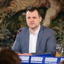 G. Paluckas: socialdemokratai – ne vienos žvaigždės partija