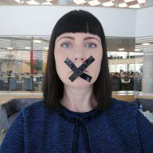 Seime – skandalas: moterims tautos atstovybėje užčiaupė burnas