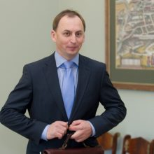 Teisingumo viceministru skiriamas Ž. Plytnikas