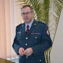 Šiaulių policija turi naują vadovą