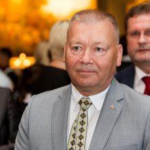 Alytaus meras V. Grigaravičius antros kadencijos nesieks