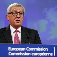 EK pirmininkas ragins ES šalis pritarti TTIP sutarčiai su JAV