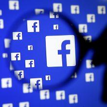 """""""Facebook"""" pašalino 1,5 mln. Kraistčerčo atakos įrašų, bet tai nenutildė kritikos"""