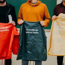 Lietuviškai kalbantys užsieniečiai siunčia linkėjimus Lietuvai