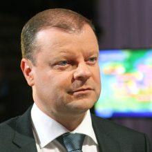 S. Skvernelis: Lenkija gali tapti pagrindine Lietuvos prekybos partnere
