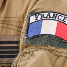 Prie NATO bataliono prisijungs apie 200 prancūzų karių