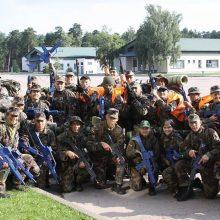 Lietuvoje stovyklauja vaikai iš Ukrainos