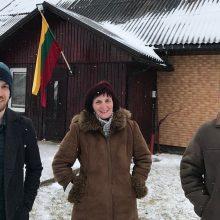 Europai inovacijas kuriantis lietuvis: Lietuva yra namai ir tapatybė