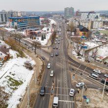 Vilniuje bus rekonstruojamos dvi svarbios sankryžos