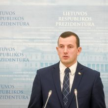 Ūkio ministras Virginijus Sinkevičius