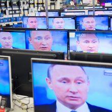 """Už rusiško kanalo transliaciją """"Init"""" – 150 tūkst. eurų bauda"""