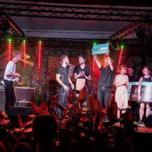 """Muzikos inkubatoriaus """"Novus"""" dalyviai: svarbu neužsisėdėti savo burbule"""