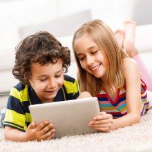 Vaikų laisvalaikis internete – leisti ar drausti?