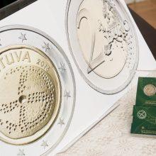 Valstybės šimtmečiui – penkios kolekcinės monetos