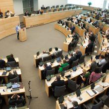 Seimas linksta įteisinti visuotinį turto deklaravimą nuo 2018-ųjų