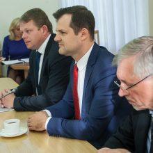 Socialdemokratų etikos sargai laukia skundų dėl frakcijos sprendimų