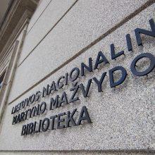 Įžvelgė neskaidrumą: bibliotekos pirkinys už 2 mln. eurų – stabdomas