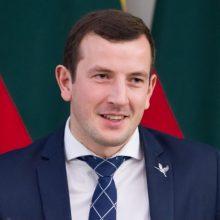 VTEK: V. Sinkevičius pažeidė įstatymą, nes nedeklaravo esąs ūkio ministras
