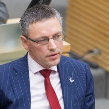 Komitetas išklausė STT informaciją apie neteisėtą įtaką politikams