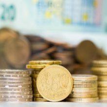 V. Šapoka: perteklinio biudžeto galima tikėtis ir ateityje