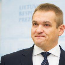 Vidaus reikalų ministras rado kandidatą į FNTT vadovus
