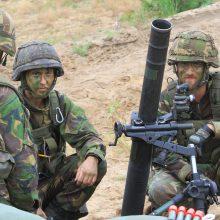 V. Šapoka: augant ekonomikai, gynybos finansavimas nenukentės