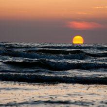 Aplinkos ministras: Baltijos jūra prasideda mūsų vonioje