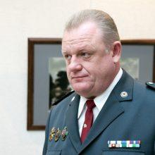 Naujasis Vyriausybės kancleris – buvęs policininkas su žemaičio pasu