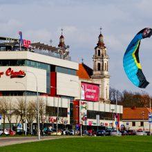 Vilniaus centrinė universalinė parduotuvė ruošiasi rekonstrukcijai