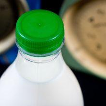 Pieno supirkimo kainos vėl išaugo