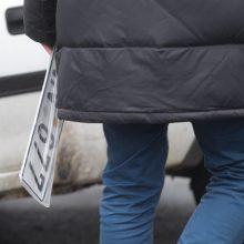 Nauja tvarka: pametus automobilio numerio ženklą – mažiau bėdų