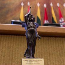 Laisvės premija bus įteikta septyniems buvusiems partizanams