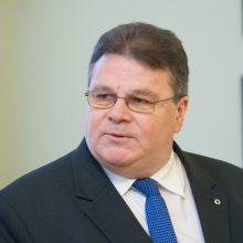 L. Linkevičius su ES ministrais tarsis dėl Rytų partnerystės
