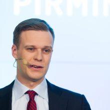 G. Landsbergis: yra norinčių priversti politikus nebesusitikinėti su niekuo