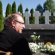 Rengiamas atminimo vakaras Medininkų žudynių aukoms