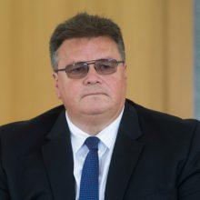 L. Linkevičius susitiko su NATO pajėgų Europoje vadu