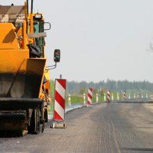 """Magistralė """"Via Baltica"""" bus gerokai saugesnė"""
