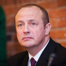 Dėl senos traumos Druskininkų meras atsidūrė Santaros klinikose