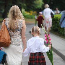 VDI primena: rugsėjo 3-iąją tėvams priklauso laisvas pusdienis arba tėvadienis